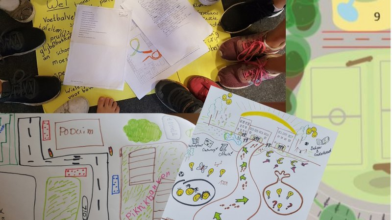 Crowdfundingcampagne voor Kindpark Boekel in de lucht