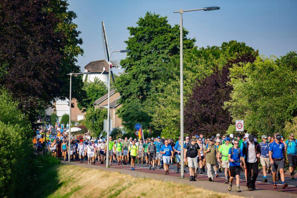 Loopt u de Vierdaagse van Nijmegen?