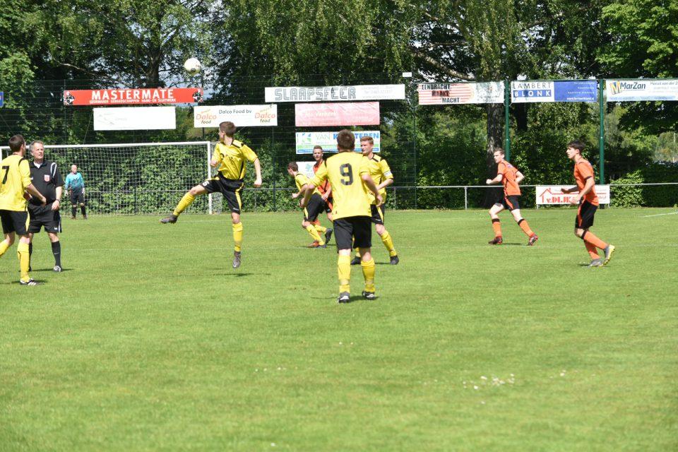 Boekel Sport blijft op koers voor periodetitel na winst in Oploo