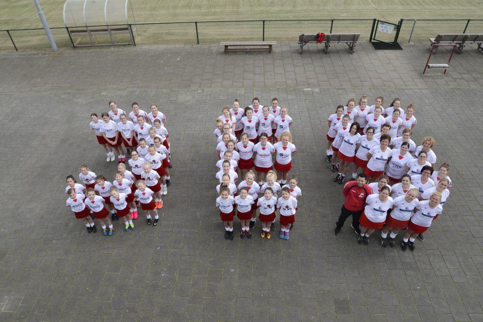 Jubileum weekend korfbal vereniging JES Venhorst