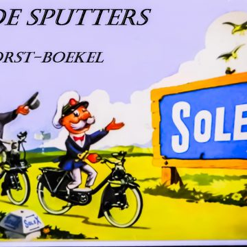 5e sputtertocht in Venhorst  voor solexen en oldtimer bromfietsen