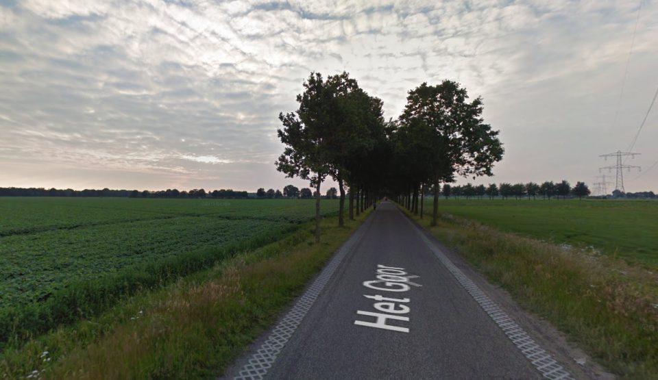 Doorrijder na ongeval fietsster