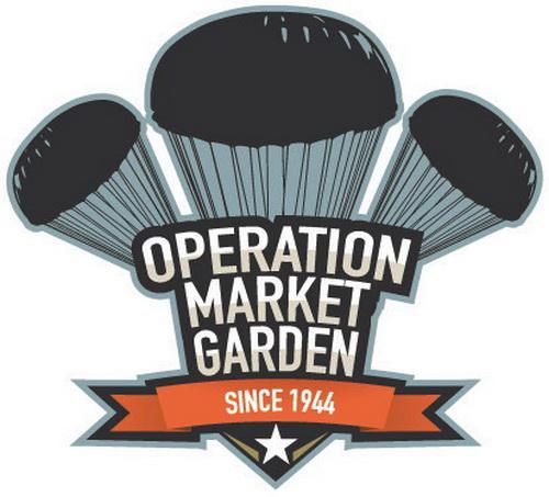 Colonne i.v.m. 75 jaar Market Garden