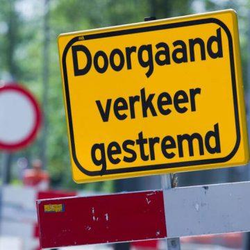 Verkeershinder Kerkstraat Boekel