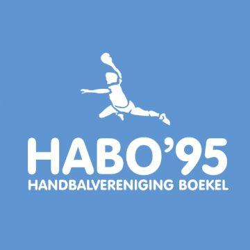 Handballers Habo'95 heren nemen ook horde Feyenoord