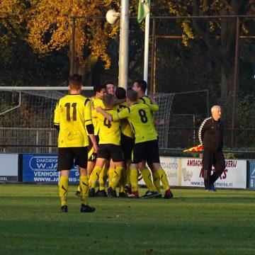 Verdiende overwinning Boekel Sport 1 op FC Schadewijk 1