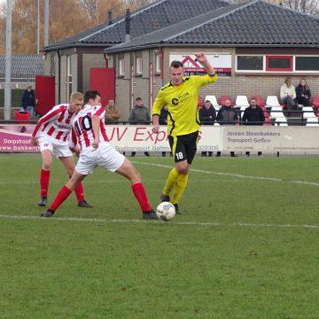 Boekel Sport 1 wint ook in Geffen: 0-1