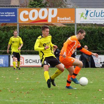 Boekel Sport weet niet te winnen van Schijndel/DeWit
