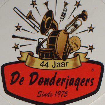 Jubileum-viering 44 jaar Donderjagers