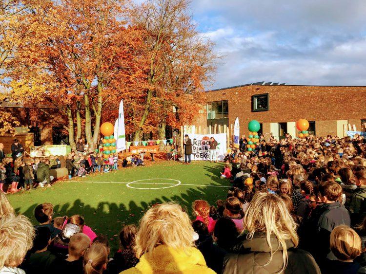 Speelterrein Kindpark officieel geopend