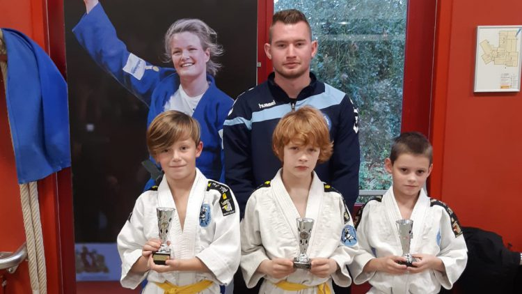 Judoclub Boekel regiotoernooi Berlicum