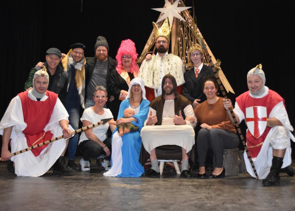 Terugblik: kerstmusical KC de Regenboog
