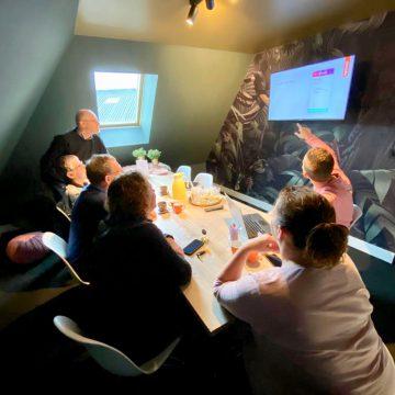 Ritjes in Boekel: de klankbordgroep is gestart met 'het testpanel'