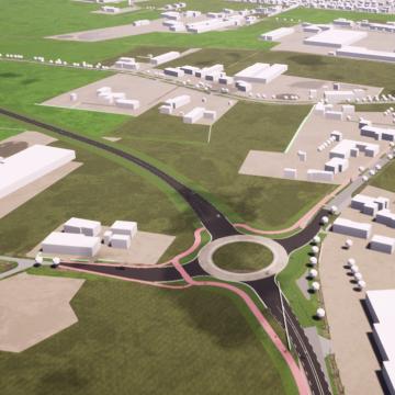 Hoe gaat het met de aanleg van Randweg Boekel? Lees hier alle informatie.