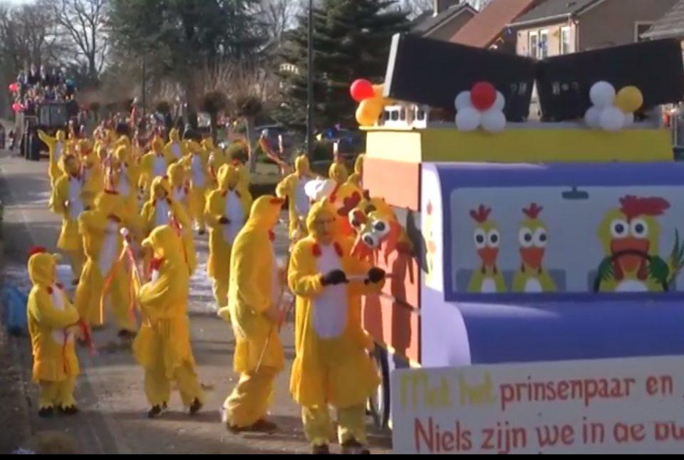 Inschrijving voor carnavalsoptocht Venhorst geopend