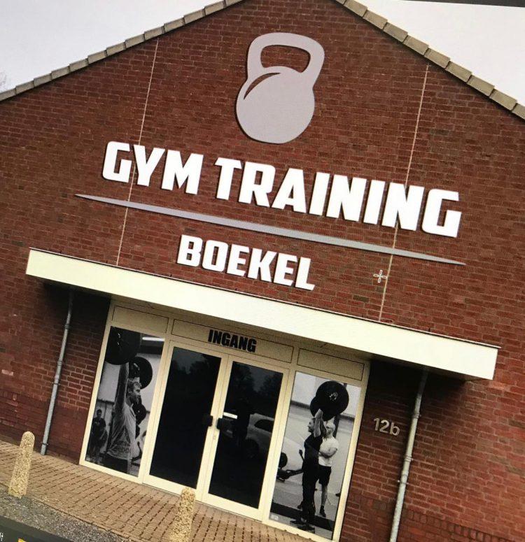 GymTraining Boekel is verhuisd naar de Zandhoek
