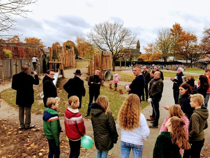 'Groene' speelomgeving Kindpark wordt aangepast