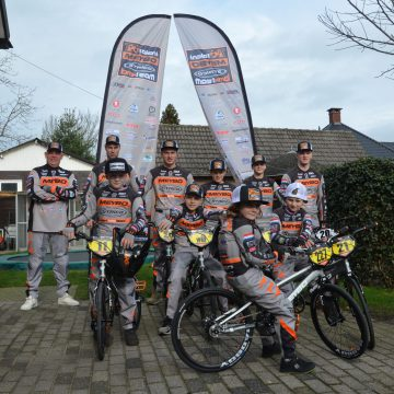 Presentatie talent BMX team 2020