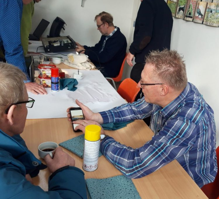 Repair Café Boekel groot succes: vanaf maart twee keer per maand geopend