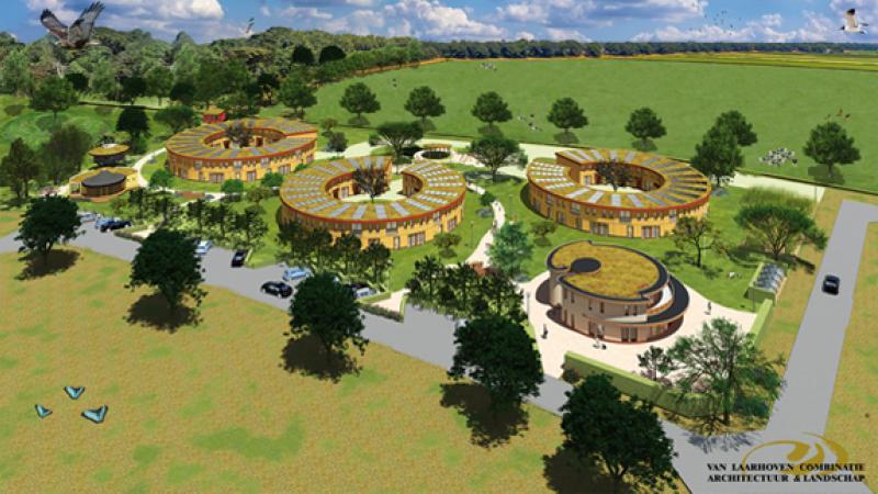 Ecodorp Boekel; voorbeeld voor bouwend Nederland
