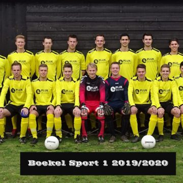 vv Handel – Boekel Sport: 2-1