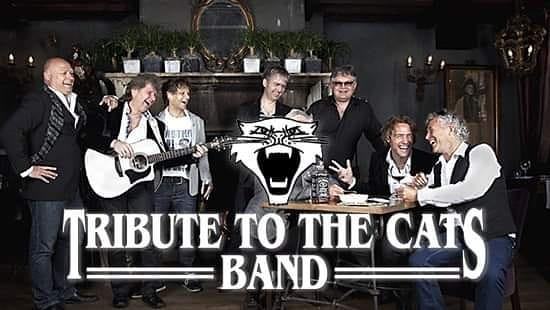 ANNULERING – Tribute To The Cats band Nia Domo