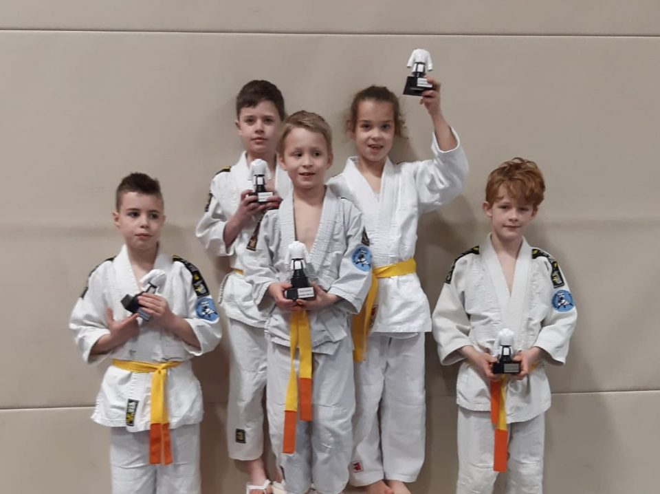 Judo regiotoernooi Sint Michielsgestel