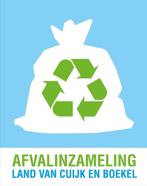 Milieustraat en Groenstraat Haps gesloten op Tweede Paasdag