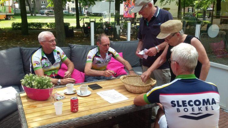 Annulering fietsdriedaagse