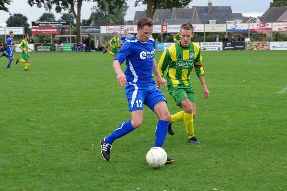 Boekel Sport 1 wint eerste bekerwedstrijd