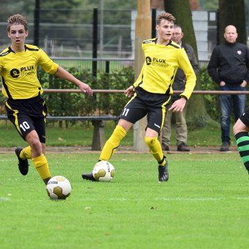 Boekel Sport behoudt 90 minuten lang de controle