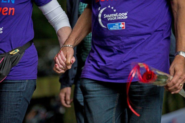 Vrijwilligers gezocht KWF Samenloop 2021