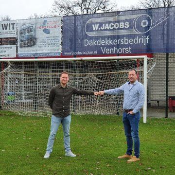 Nieuwe trainer voor Venhorst