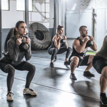 Club PT: Small Group Training