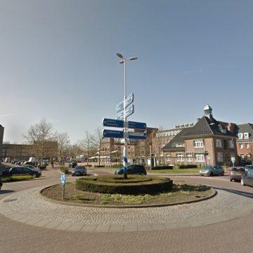 Rotonde verdwijnt i.v.m. plannen Sint Agathaplein