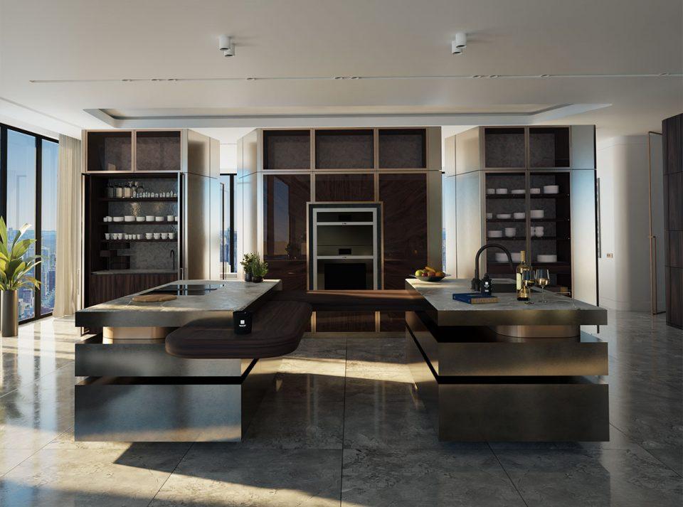 Boekelse onderneming zet HOOG in: keuken te koop van 1 miljoen