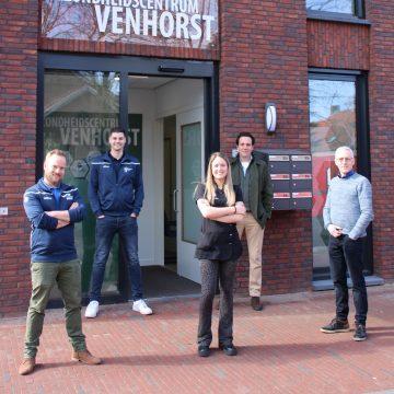 Gezondheidscentrum Venhorst geopend