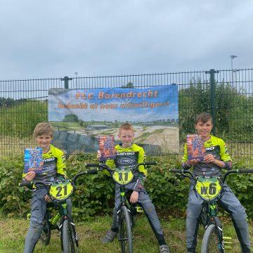 Talent BMX Team bij Topcompetitie in Barendracht