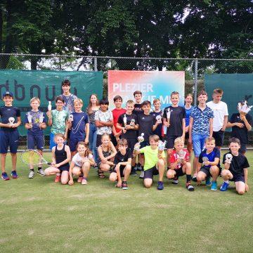 Clubkampioenschappen Tennis Club Boekel
