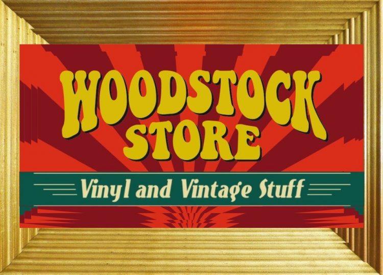 Woodstockstore houdt rommelmarkt