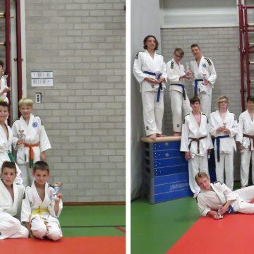 Clubkampioenschappen Judo Club Boekel