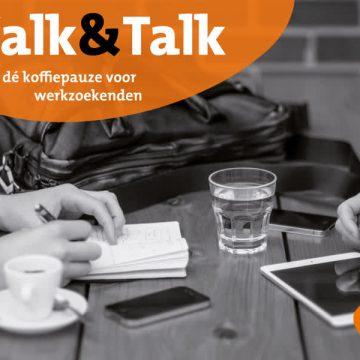 Walk&Talk voor werkzoekenden