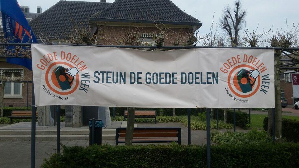Goede Doelen Week Boekel en Venhorst
