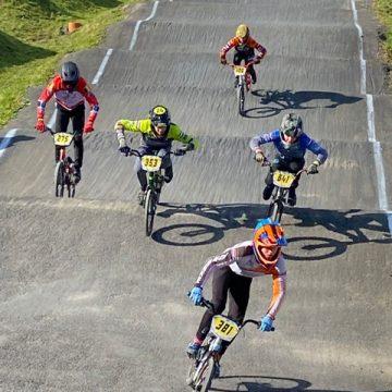 Talent BMX Team in Ahnatal (Duitsland)