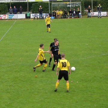 Weer vier doelpunten bij wedstrijd Boekel Sport!