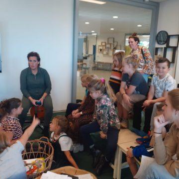 Gastsprekers, deel 3 – Miriam Oremans in de klas