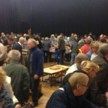 Vlooienmarkt fanfare Echo der Peel in Venhorst